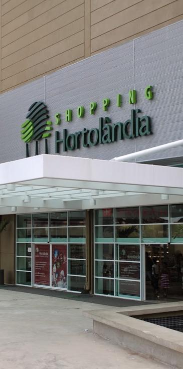 SHOPPING HORTOLÂNDIA